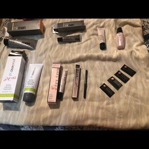 Lot Of Cosmetic Supplies